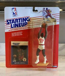 1988 Kenner Starting Lineup Michael Jordan Rookie PSA ready? Chicago Bulls 🔥🏀