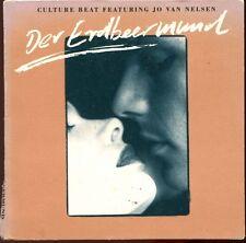 CULTURE BEAT - DER ERDBEERMUND - CARD SLEEVE 3 INCH 8 CM CD MAXI