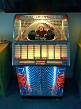 More details for wurlitzer juke box 1952 regarded by people in the know as one of the best .