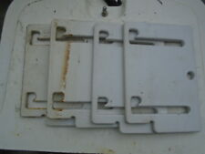 Four Winns Horizon 220 Rear Pull Out Seat Bases, Starboard.