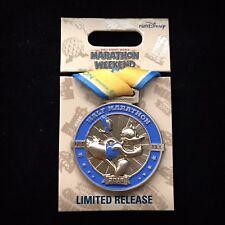 New Lr Le Donald Duck Medal Wdw 1/2 Half Marathon Weekend 5K 2019 Run Disney Pin