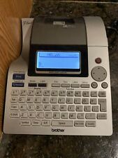 New Listingbrother P Touch Pt 2700 Thermal Label Printer With Power Cord And Tape