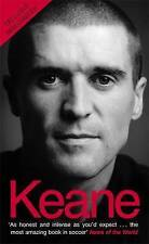 Keane: The Autobiography, By Roy Keane,in Used but Acceptable condition