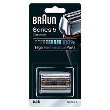 Braun Cassette Kassette 52S Klinge +Scherfolie Rasierer Serie 5 neu schw Wwide