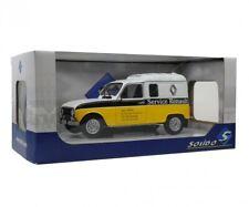 Solido 421184930 - 1/18 Renault 4LF4, 1975 - Renault Service - Neu