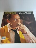 Tommy Dorsey and His Orchestra Featuring Frank Sinatra LP Coronet CXS-186 1963