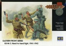 Master Box 1:35 Eastern Front Series #3 German Hand-to-hand fight 1941-42 #3524