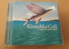 KIRSTY MACCOLL * TROPICAL BRAINSTORM * CD ALBUM EXCELLENT