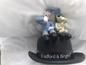 Wallace And Gromit Money Box/bank Bradford And Bingley