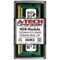 4GB DDR3 1333MHz SODIMM (SUPERMICRO MEM-DR340L-HL01-SO13 Equivalent) Memory RAM