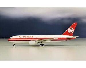 Aeroclassics ACCGAUS Air Canada Boeing 767-200 C-GAUS Diecast 1/400 Jet Model