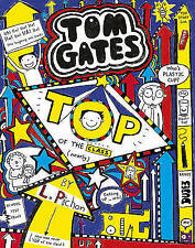 Tom Gates - Top of the Class (Nearly)-ExLibrary