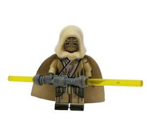 **NEW** Custom Printed - JEDI TEMPLE GUARD - Star Wars Clone Rebels Minifigure