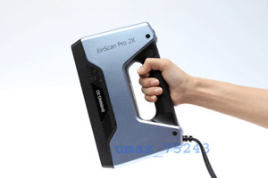 EinScan Pro 2X Handheld 3D Scanner with Solid Edge Shining 3D edition