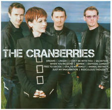 The Cranberries - Icon (CD) • NEW • Best of, Greatest Hits, Dolores O'Riordan
