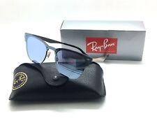 ae7e2cfb86f Ray Ban 3576 N 9039 1U Blaze Clubmaster Copper Violet Mirror 41mm Sunglasses