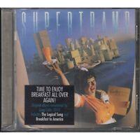 Supertramp CD Breakfast In America / A&M Records Sigillato 0600753304372