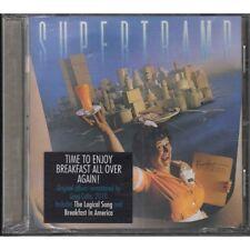 Supertramp CD Breakfast in America / A&M Records sellado 0600753304372