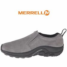 Merrell J63787w Jungle MOC Slip on Shoes Mens Gunsmoke Wide 11