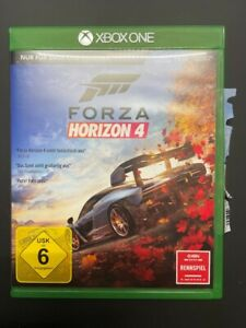 Forza Horizon 4 (Microsoft Xbox One, 2018)
