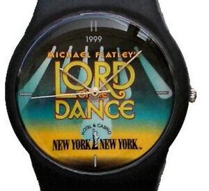 "Michael Flatley's ""Lord of the Dance"" Quartz Watch"