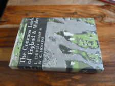NEW NATURALIST COMMON LANDS OF ENGLAND WALES 1963 1ST NEAR FINE