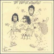 Who By Numbers - Who (1996, CD NEUF)