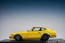 1/18 IGNITION MODEL Nissan Fairlady Z (S30) YELLOW
