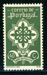 PORTUGAL MH Selections: Scott #583 40c Portuguese Legion (1940) CV$32+