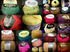 Filati Lana Grossa in cotone per hobby creativi