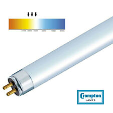 "Crompton T5 FLUORESCENT TUBE 6W 8W 13W 9"" 12"" 21"" ✓Warm ✓Standard ✓Cool White"