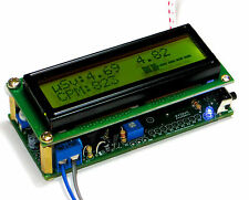 Arduino IDE Dosimeter Geiger Counter DIY Kit Nuclear Radiation Detector board