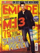 Empire Magazine #203 Tom Cruise James Bond