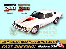 1977 Chevrolet Camaro Z28 Decals & Stripes Kit