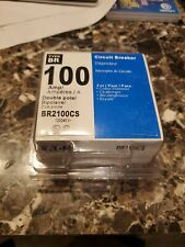 Br 100 Amp 2 Pole Circuit Breaker. Br2100Cs