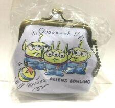 Disney Toy Story Little Green Man Wallet Coin Money Pocket Bag Gift Kids