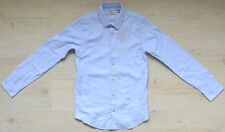 SCOTCH & SODA BOYS SCOTCH SHRUNK KLASSISCHES HEMD LANGARM NEU Gr. 140/ 10 Y