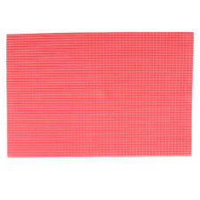 20x30cm Architecture Model Material PVC Tile Roof Sheet Plastic Scale 1/100