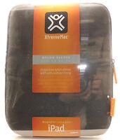 Xtrememac Zipper Sleeve Pouch Slip Case for iPad Air 1/2 & iPad 2 3 4 (Black)