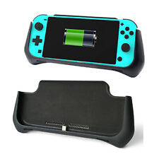 8000mAh ​External Battery Pack Charger Dock Holder for Nintendo Switch Lite