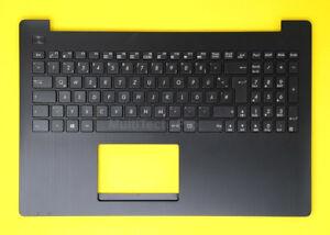 TopCase DE Tastatur Asus X553 X553M X553MA-1A/7A/Bing X553SA Gehäuse Handauflage