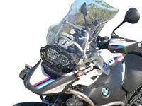 Griglia di protezione del BMW R1200GS motocicletta faro 2004 - 2012 (I)