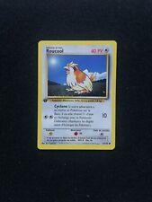 Carte Pokémon  Roucool 57/102 Set de Base Édition 1 Wizards FR Proche Neuf