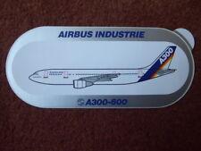 AUTOCOLLANT STICKER AUFKLEBER AIRBUS INDUSTRIE AVION AIRBUS A300-600 AIRLINER