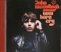 John McCullagh And The Escorts - New Born Cry (2015 CD) New