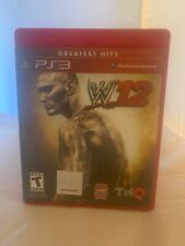 WWE'12 PS3 VIdeo Game