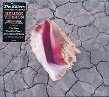 DELUXE - Killers Wonderful Wonderful CD NEW The Man Run NOW SHIPPING !