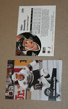 Pro Set 1991-92 hockey cards