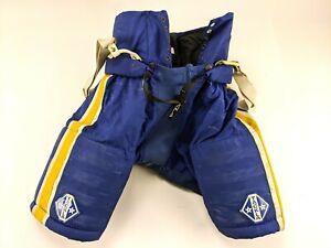 1990s Buffalo Sabres GAME USED Tackla Hockey Pants