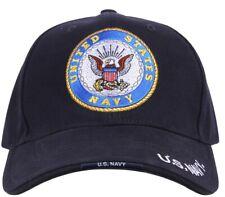 Ballcap USN US Navy Baseball Cap Hat Rothco 99440